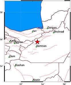منطقه :  استان سمنان