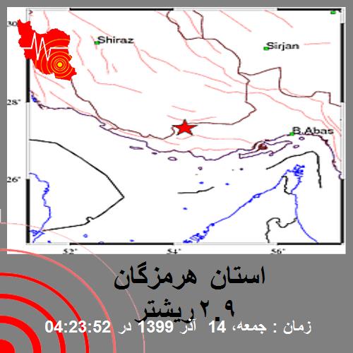 منطقه: استان هرمزگان