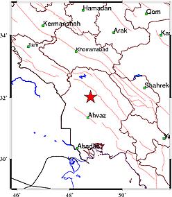منطقه :  استان خوزستان