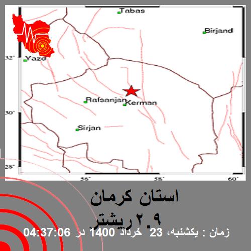 منطقه: استان کرمان