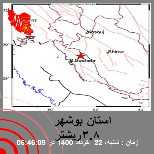 منطقه: استان بوشهر